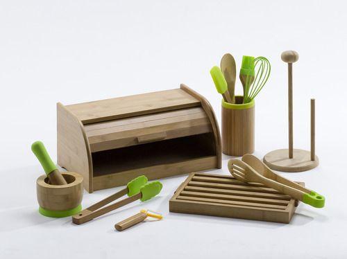 alat masak bambu