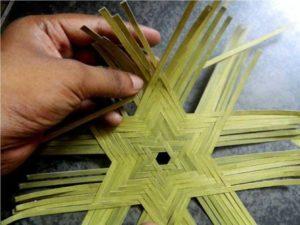membuat anyaman bambu dengan lem untuk bambu berkualitas