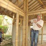 bambu gazebo