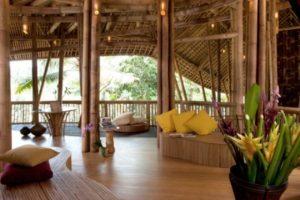 bambu ruangan
