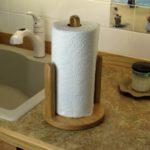 cara membuat kerajinan kayu tempat handuk dan tissue