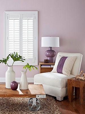 dinding ungu
