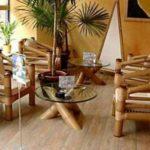 mebel bambu