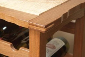 furniture bridle joint