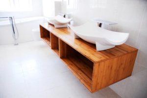 furniture papan bambu