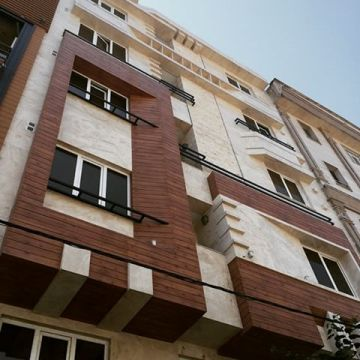 gedung dengan aplikasi hpl
