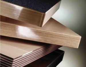 hpl dengan aplikasi lem kayu laminasi