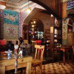kafe gaya arab