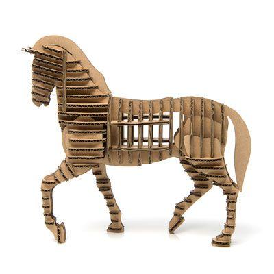 kardus dari kuda