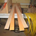 kayu laminasi komponen