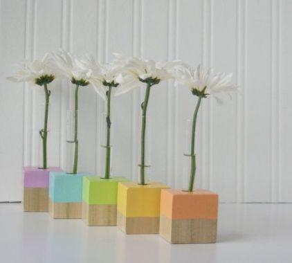 kerajinan suvenir vas bunga