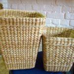 keranjang natural fiber