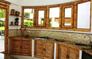 kitchen set bambu