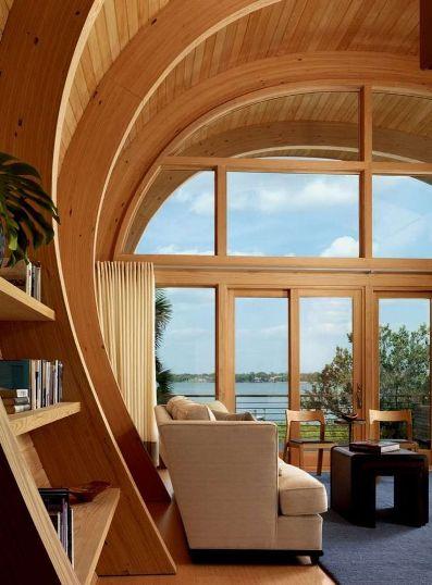 konstruksi bambu laminasi