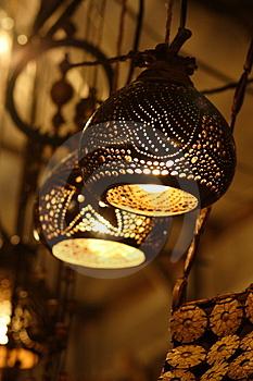 lampu batok kelapa (5)