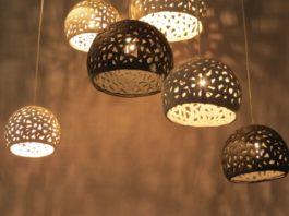 lampu tempurung kelapa