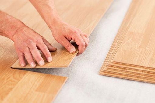 lantai kayu laminasi