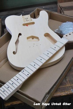 Lem Kayu Untuk Gitar