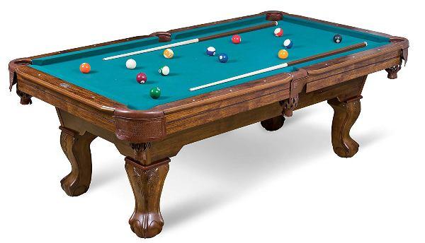 bagian meja billiard