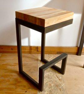 meja unik kayu bekas