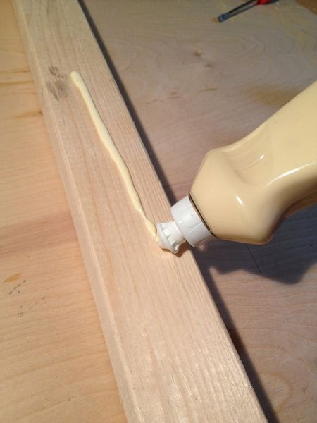 membuat lem kayu sendiri
