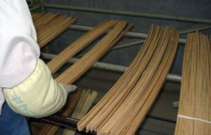 membuat papan bambu