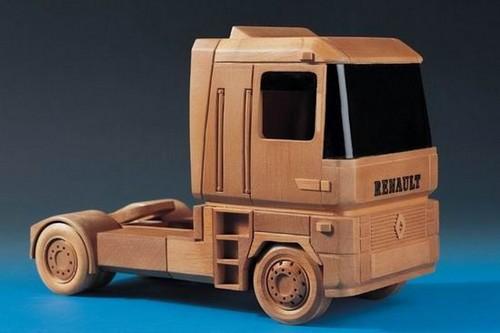 miniatur truk