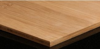 papan kayu laminasi