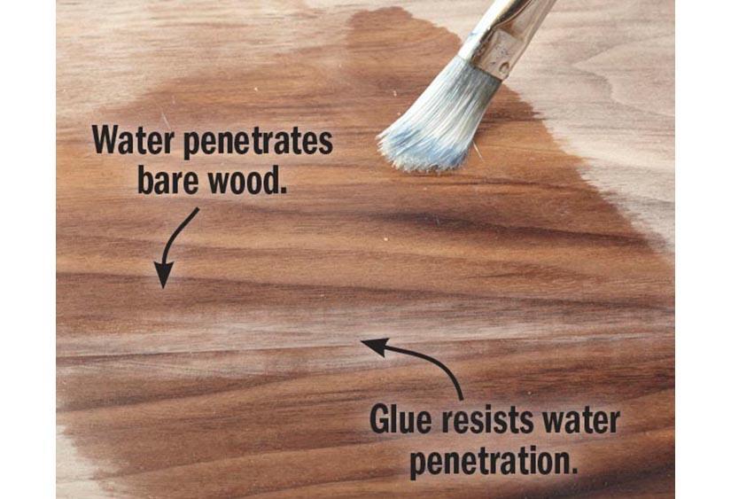 penetrasi air