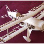 pesawat balsa