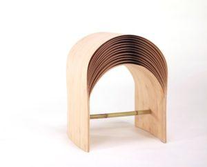 produk bambu laminasi dengan lem yang kuat untuk bambu