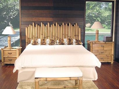 ranjang bambu bagus