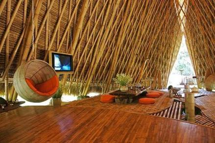 ruang bambu