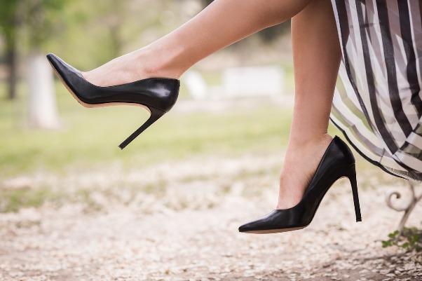 Lady Shoe Female Fashion Woman Footwear Girl