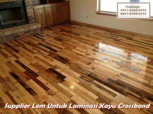 Supplier Lem Untuk Laminasi Kayu Crossbond