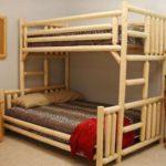 tempat tidur bambu