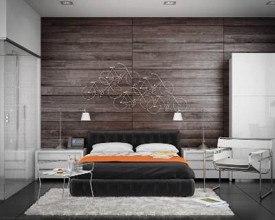 wall paneling dinding